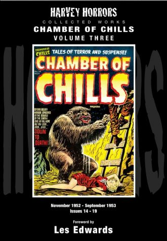 Harvey Horrors Collected Works - Chamber of Chills (Vol 3)